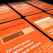 The UI Patterns card deck